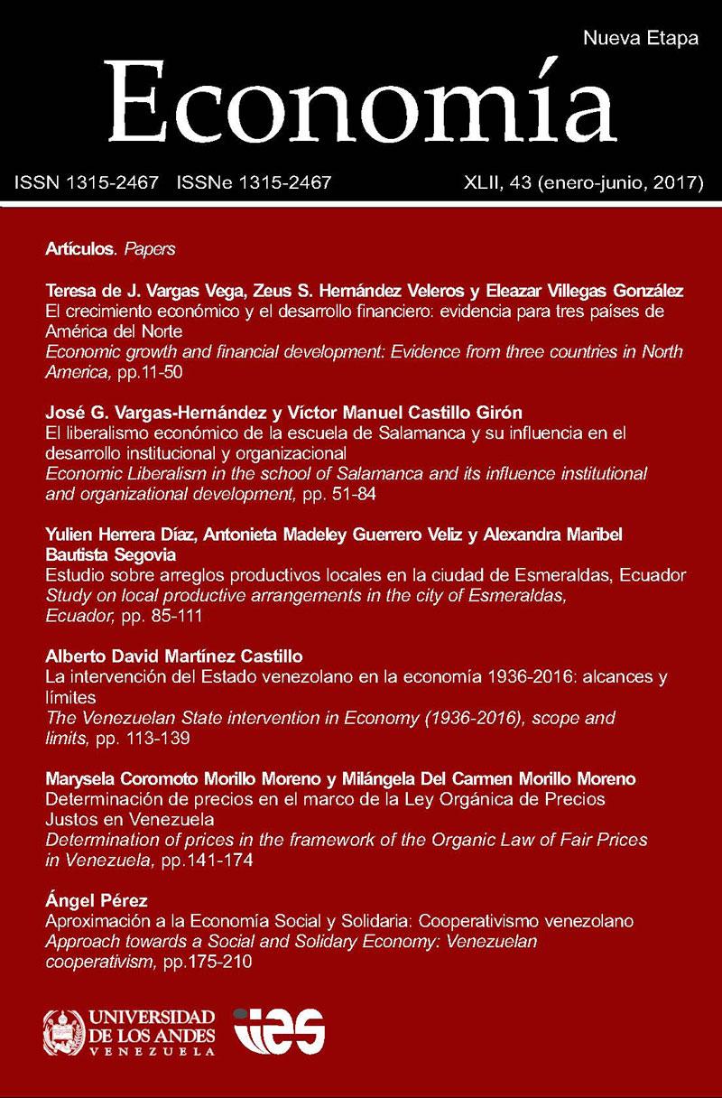 Revista - Economía