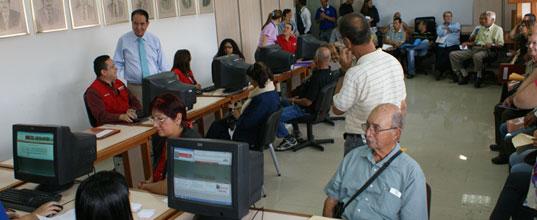 Vicerrectorado Administrativo de la Universidad de Los Andes operativo planilla ARI